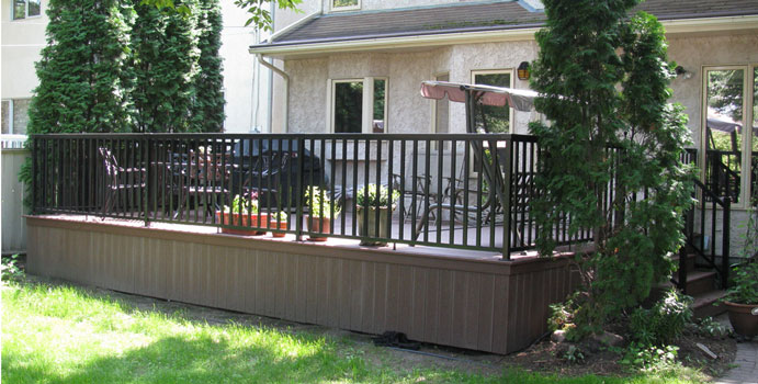 Deck Builders Brampton