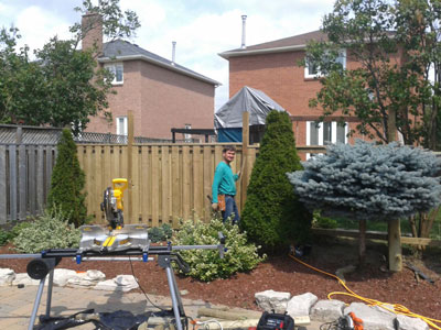 Fence deck specialists Toronto